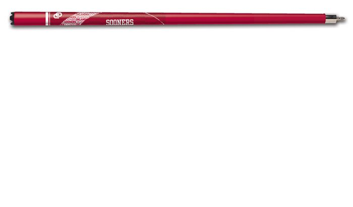 University of Oklahoma Cue Stick
