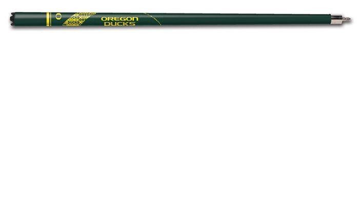University of Oregon Cue Stick