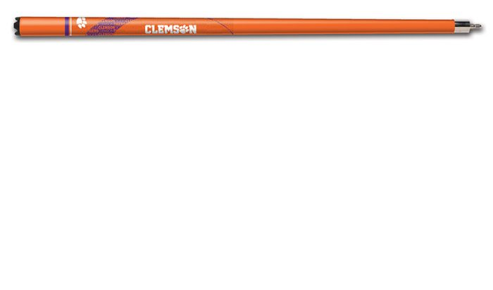 Clemson University Cue Stick