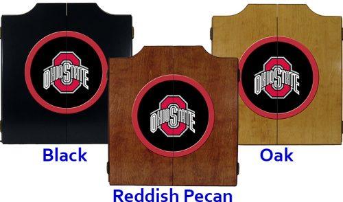 Ohio State University Dart Cabinet