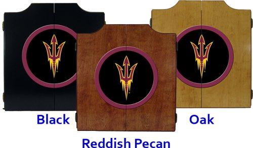 Arizona State University Dart Cabinet