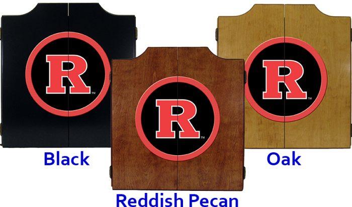 Rutgers University Dart Cabinet