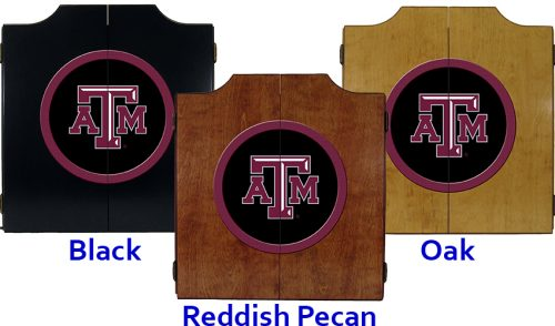 Texas A&M University Dart Cabinet