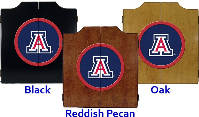 University of Arizona Dart Cabinet