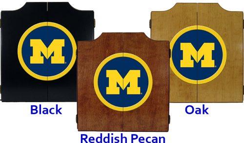 University of Michigan Dart Cabinet