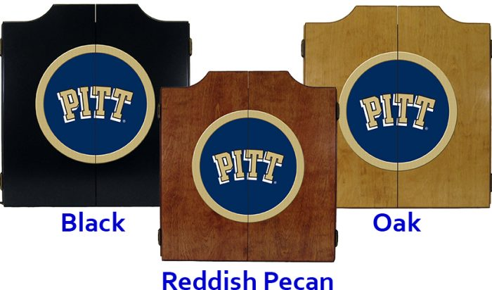 University of Pittsburgh Dart Cabinet