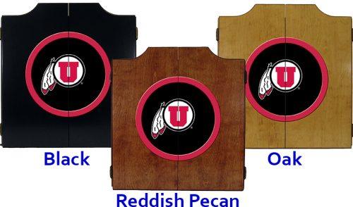 University of Utah Dart Cabinet