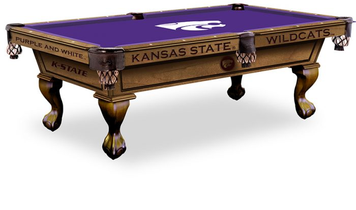 Kansas State University Pool Table ($3,999 - $4,599)