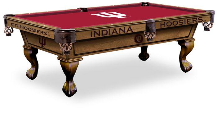 Indiana University Pool Table ($3,999 - $4,599)