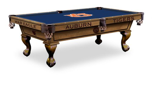 Auburn University Pool Table ($3,999 - $4,599)