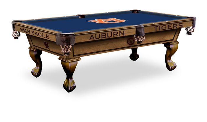 Auburn University Pool Table ($3,999 - $4,599)