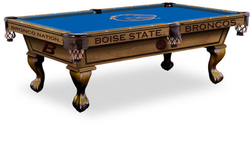 Boise State University Pool Table ($3,999 - $4,599)
