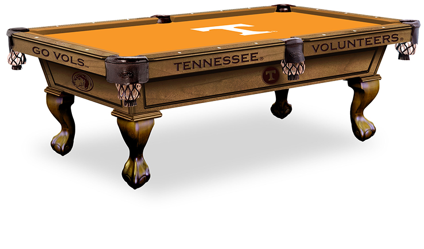 University Of Tennessee Pool Table 3 999 4 599