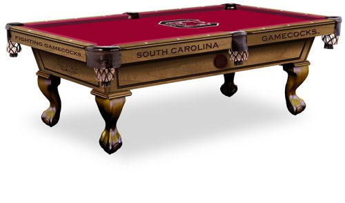 University of South Carolina Pool Table ($3,999 - $4,599)