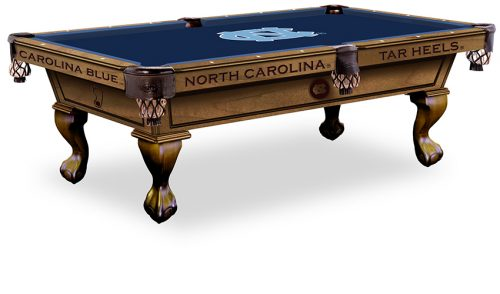 University of North Carolina Pool Table ($3,999 - $4,599)