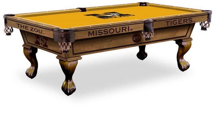 University of Missouri Pool Table ($3,999 - $4,599)