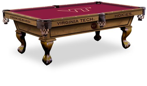 Virginia Tech Pool Table ($3,999 - $4,599)