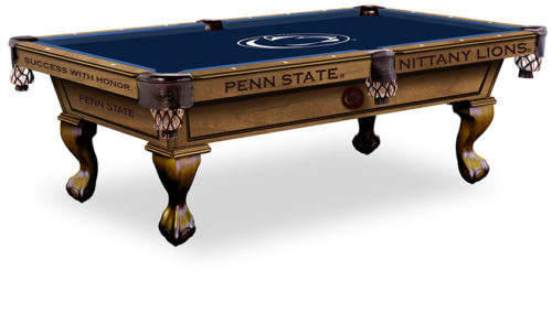 Pennsylvania State University Pool Table ($3,999 - $4,599)