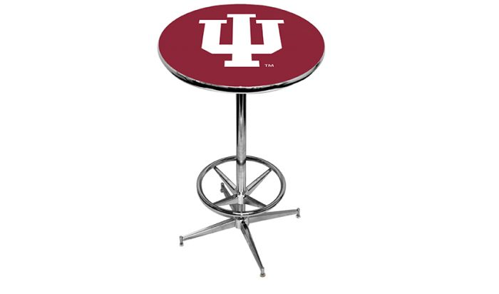 Indiana University Pub Tables