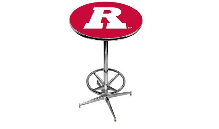 Rutgers University Pub Tables
