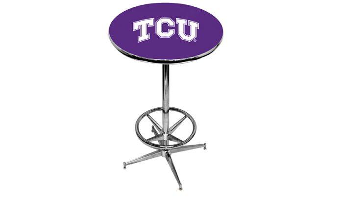 Texas Christian University Pub Tables