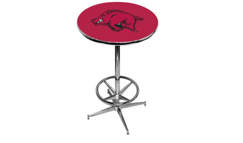 University of Arkansas Pub Tables