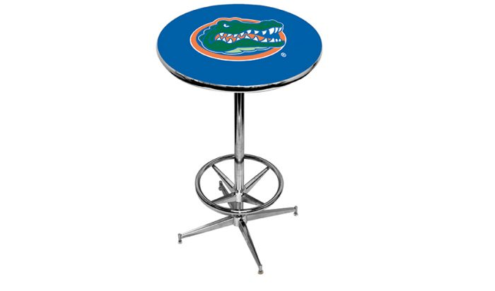 University of Florida Pub Tables