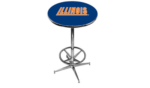 University of Illinois Pub Tables