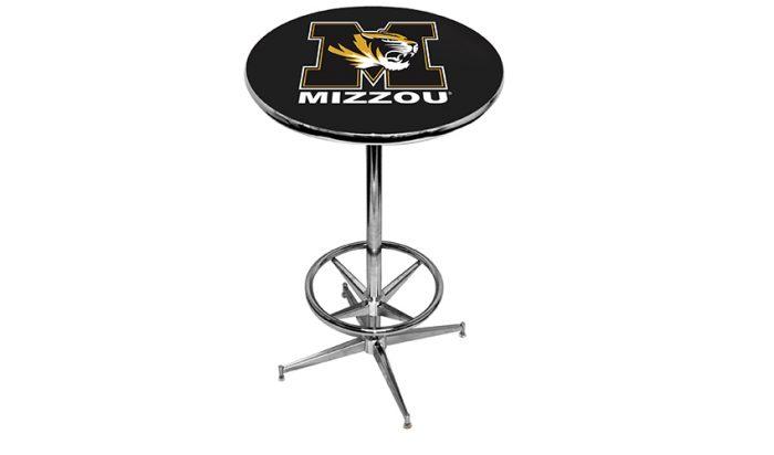 University of Missouri Pub Tables