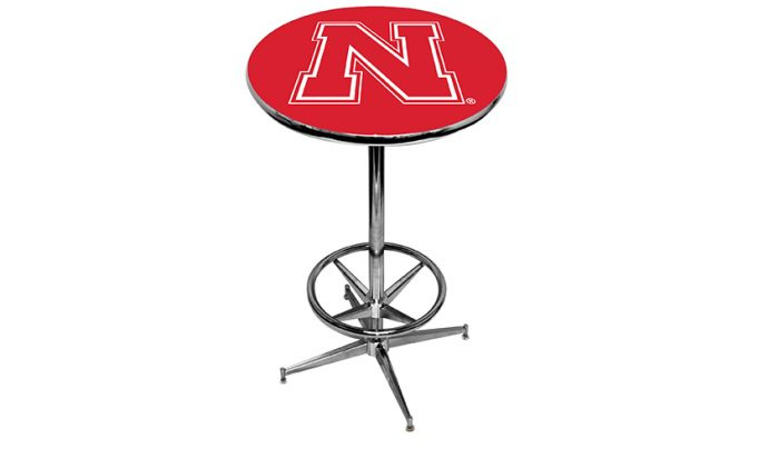 University of Nebraska Pub Tables