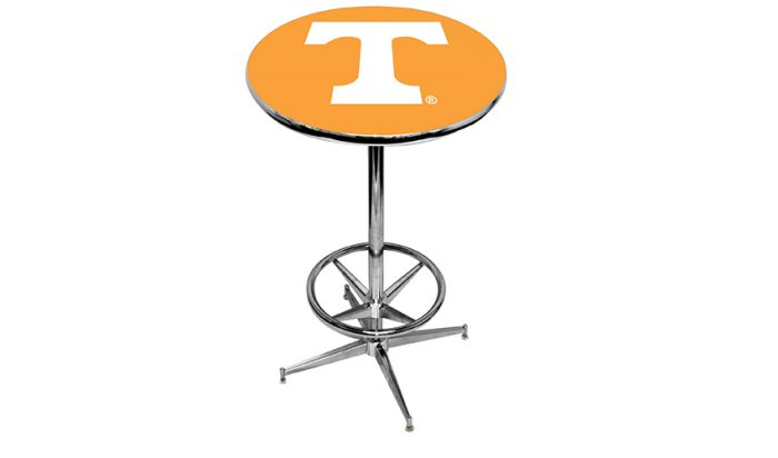 University of Tennessee Pub Tables