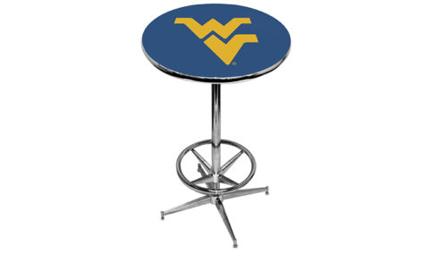 West Virginia University Pub Tables