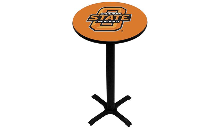 Oklahoma State University Pub Tables