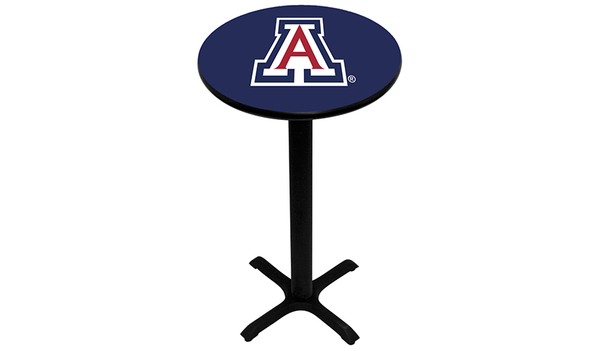 University of Arizona Pub Tables