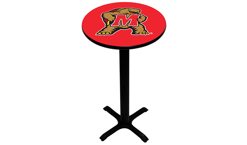 University of Maryland Pub Tables