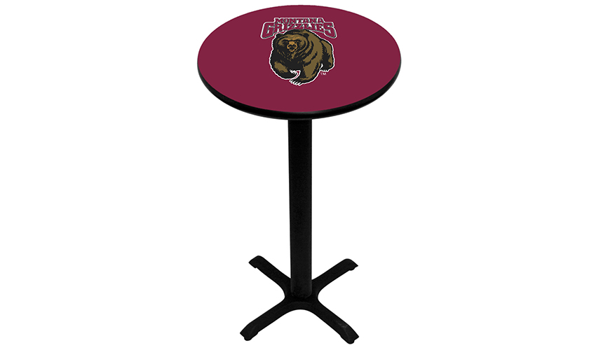 University of Montana Pub Tables