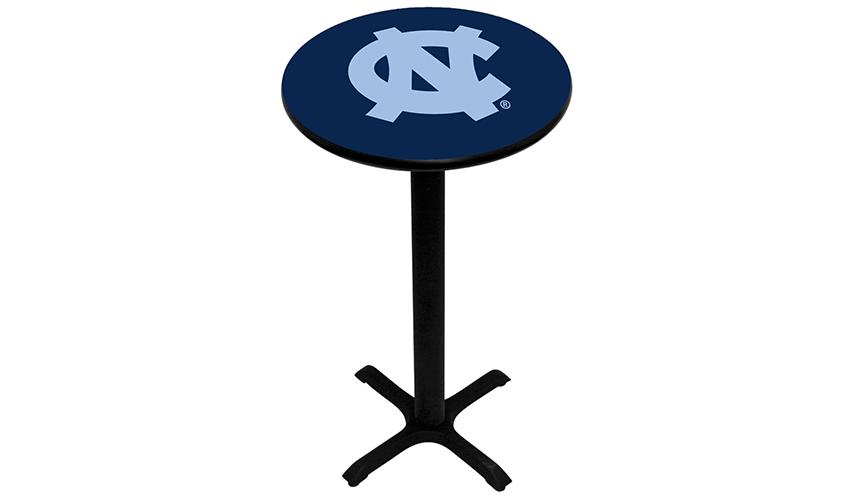 University of North Carolina Pub Tables