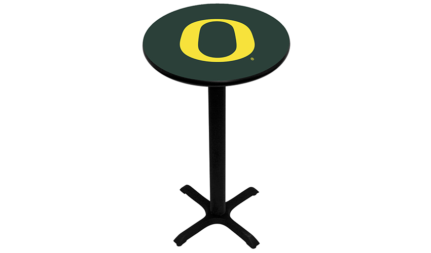 University of Oregon Pub Tables