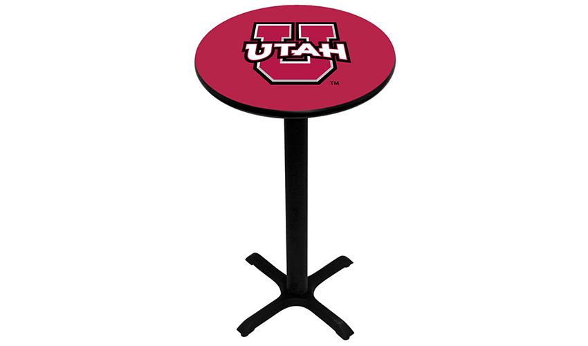 University of Utah Pub Tables