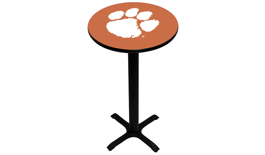 Clemson University Pub Tables