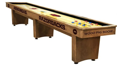University of Arkansas Shuffleboard ($3,999 - $7,099)
