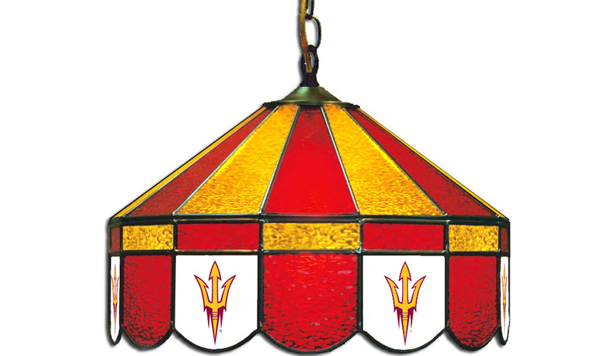 Arizona State University Hanging Lamps