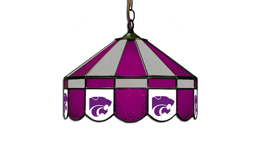 Kansas State University Hanging Lamps