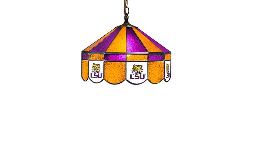 Louisiana State University Hanging Lamps