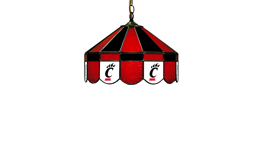 University of Cincinnati Hanging Lamps