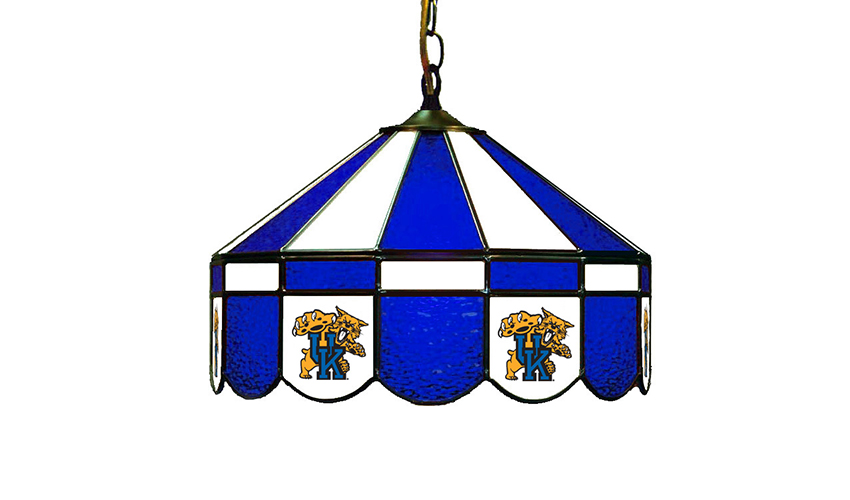 University of Kentucky Hanging Lamps