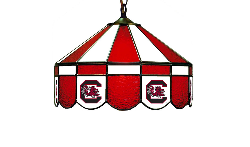 University of South Carolina Hanging Lamps