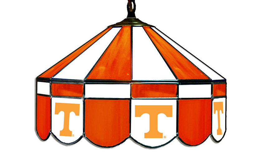University of Tennessee Hanging Lamps