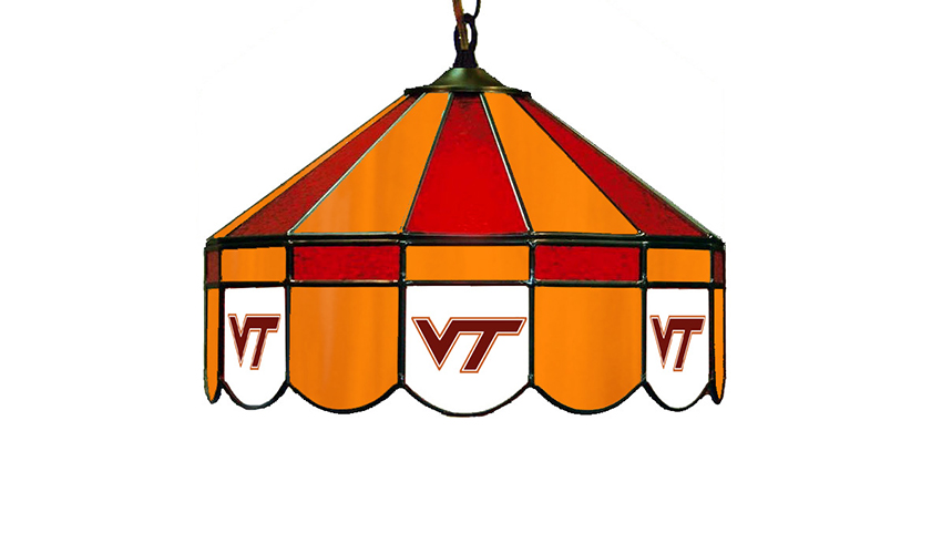 Virginia Tech Hanging Lamps