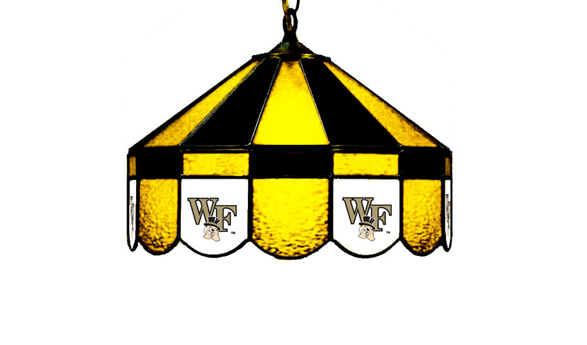 Wake Forest University Hanging Lamps
